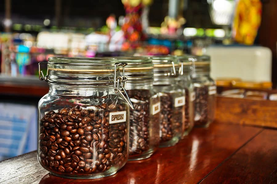 Best Way to Store Coffee Beans