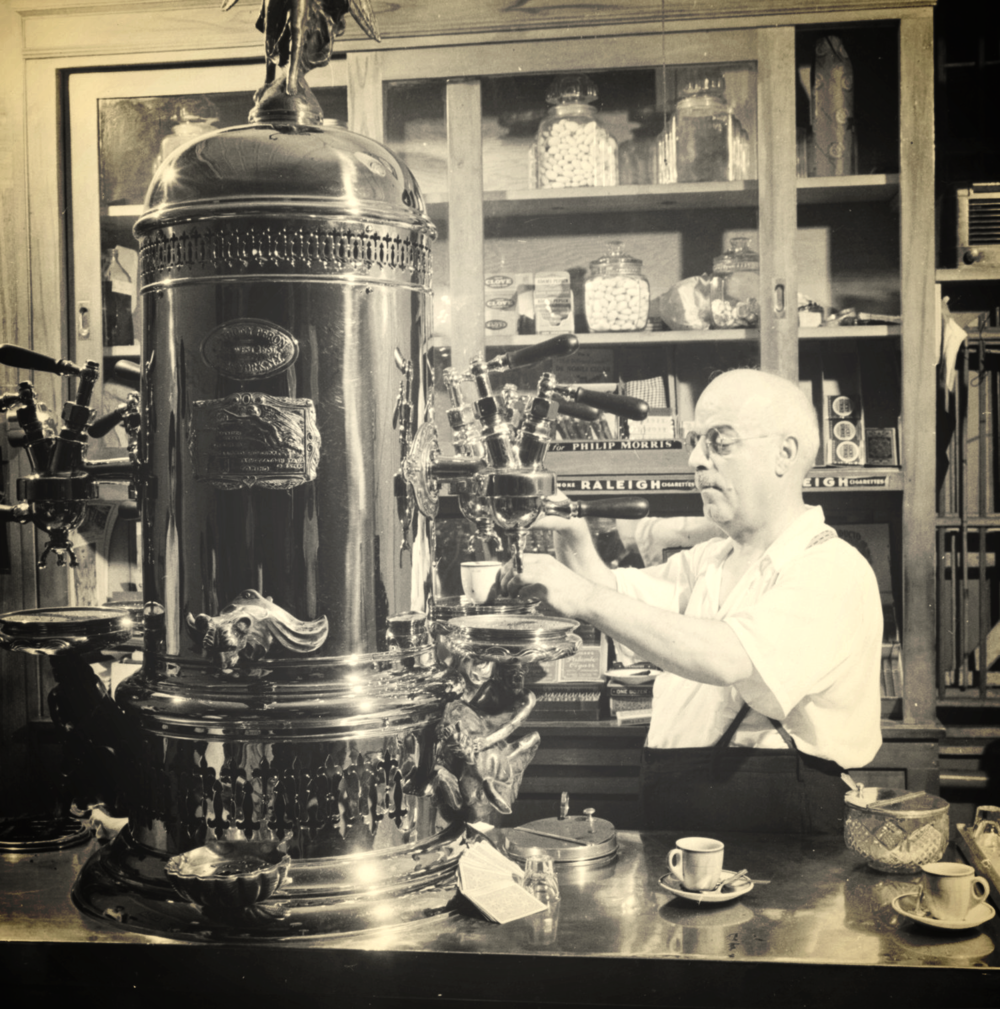 History Of Espresso And The First Espresso Machine