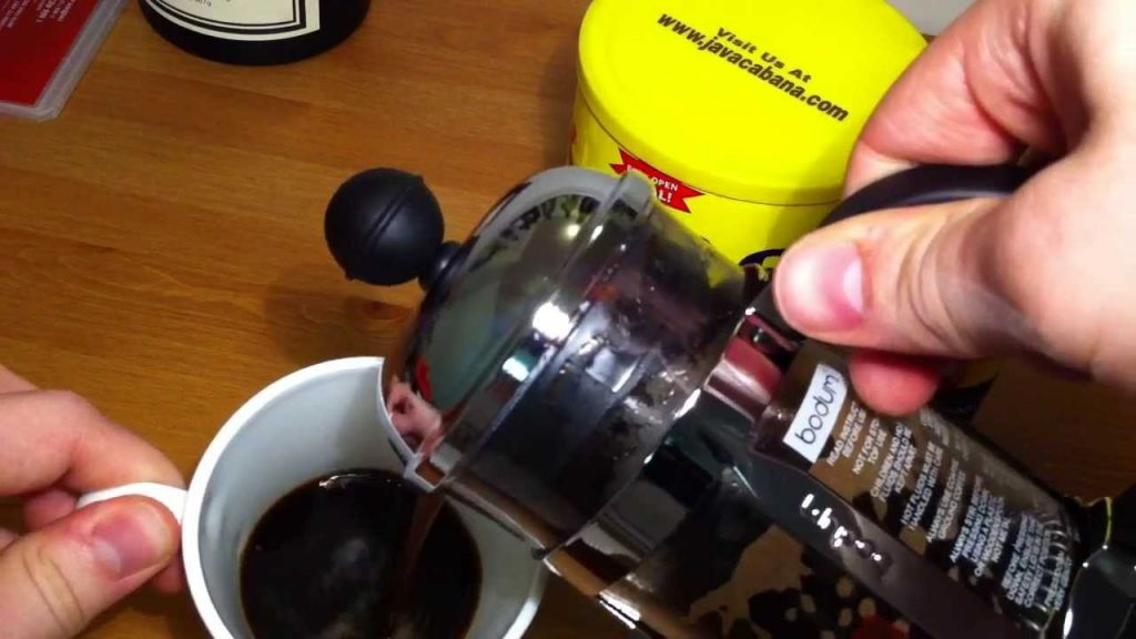 How to make espresso in a French press